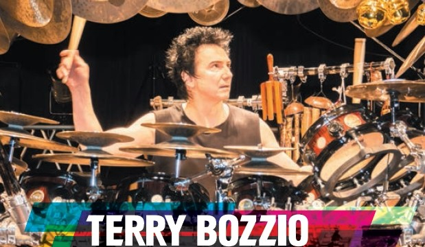 Drum Legend Terry Bozzio