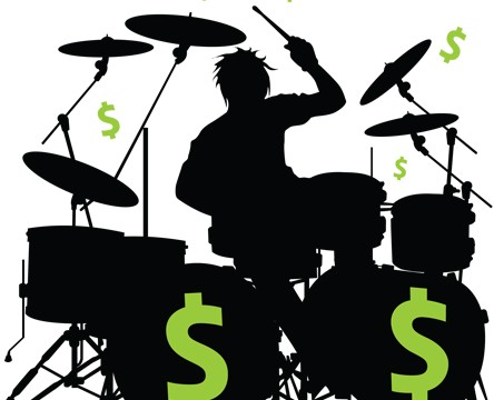 Make more money from drumming