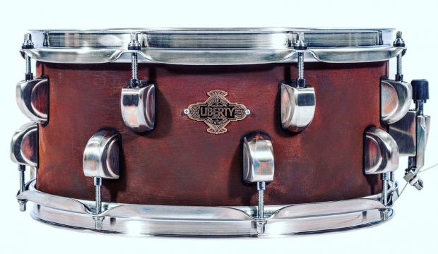 rust patina snare drum my drum lessons. Black Bedroom Furniture Sets. Home Design Ideas