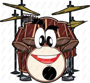 drum-set-character-cartoon-clip-art