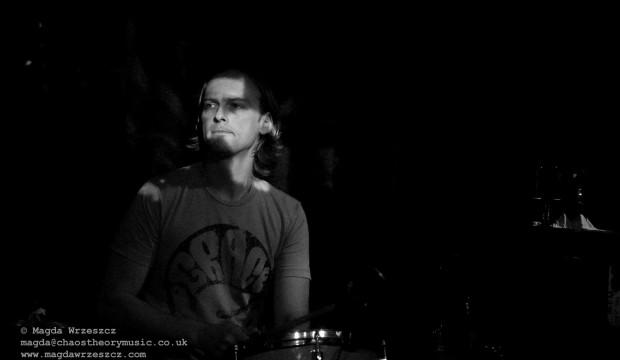 Simon Hoy Drummer