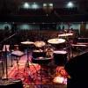 Juan's drum kit