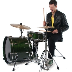 drum book writer